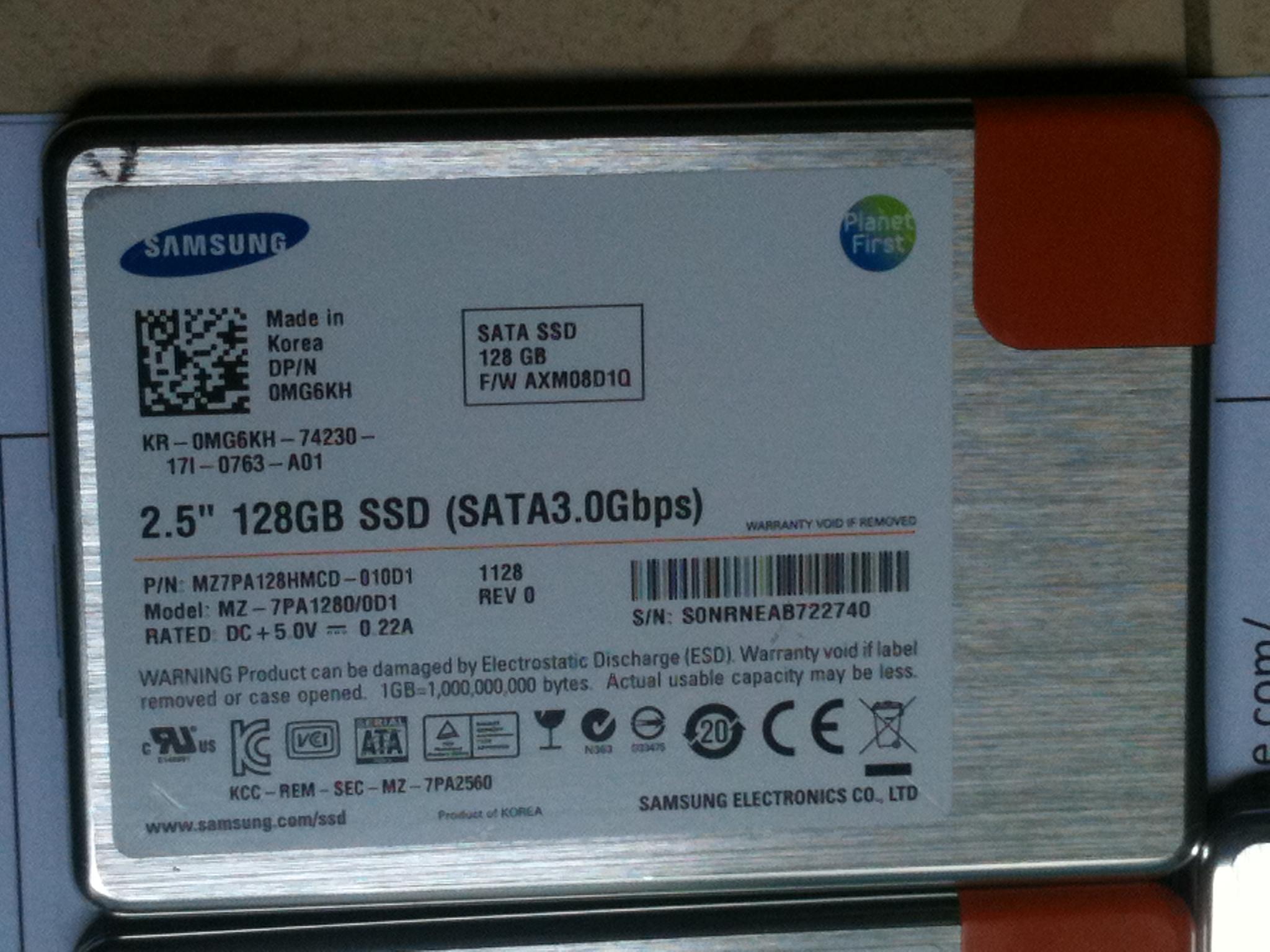 [GoVap] Chuyên trao đổi ổ SSD 128G-256G cũ lấy Ram Laptop cũ, HDD Laptop cũ - 4
