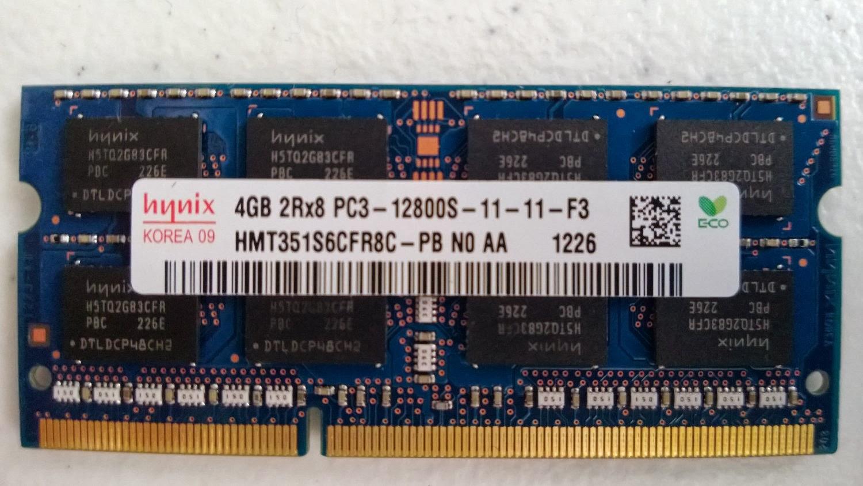 Gò Vấp Chuyên Ram Laptop Cũ Mua Bán Trao Đổi Ram DDR2 DDR3 DDR4 2GB 4GB 8GB 16GB - 24