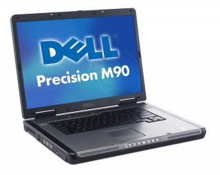 Laptop Dell Precision M90 17 inch