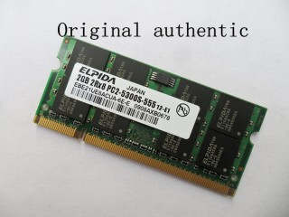 Ram 2GB DDR2 bus 667 Laptop