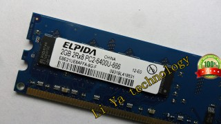 Ram 2Gb DDR2 bus 800 Laptop