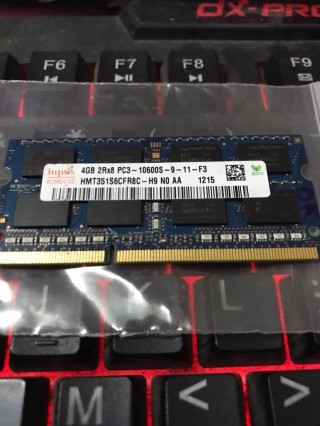 Ram 4GB Laptop Hynix PC3-10600s 1333
