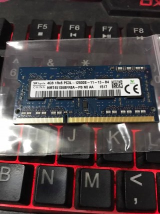Ram 4GB Laptop Hynix PC3L-12800s 1600
