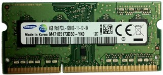 Ram Laptop 4GB PC3L 12800s Cũ