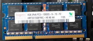 Ram Laptop Asus 4GB bus 1333 Cũ