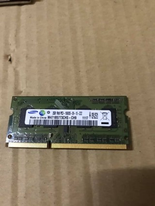 Ram Laptop Cũ Samsung 2GB PC2-10600s 1333