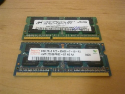 Ram Laptop DDR3 2GB